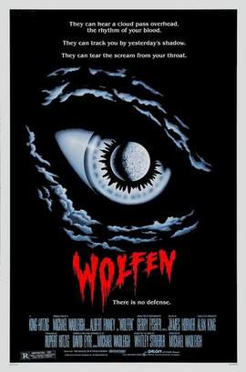16/06/2015 : MICHAEL WADLEIGH - Wolfen