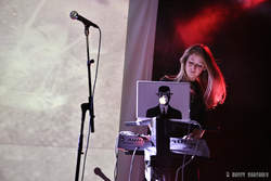 26/12/2017 : MILDREDA - 'It's is very nice feeling to let dark bombastic music hit an audience'
