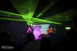 09/07/2014 : MONOVIBES - We really love playing live, nothing beats the interaction between the audience and performing the songs.
