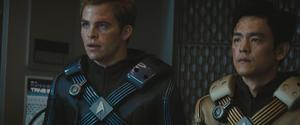 25/08/2014 : J.J. ABRAMS - Star Trek