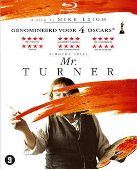 MIKE LEIGH Mr. Turner
