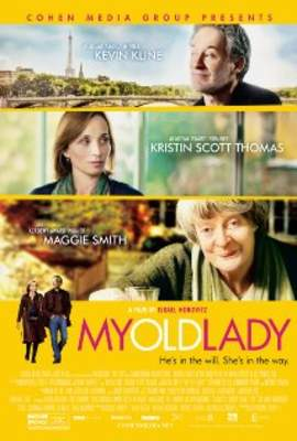 23/03/2015 : ISRAEL HOROVITZ - My Old Lady