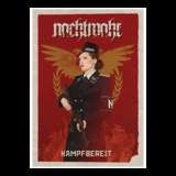 NEWS: Nachtmahr releases new album 'Kampfbereit'!