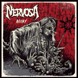 10/12/2016 : NERVOSA - Agony
