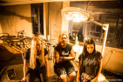 16/06/2016 : NERVOSA - All we want to do is to play everywhere we have the opportunity