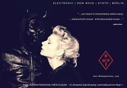 23/06/2014 : NON-HUMAN PERSONS - Sound is a very important part of my work, I really want to make it unearthly and powerful.