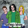THE GRAPHIC UK Nothing's Wrong EP
