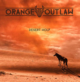 ORANGE OUTLAW Desert Wolf