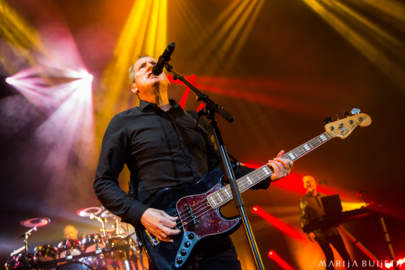 ORCHESTRAL MANOEUVRES IN THE DARK OMD's 2017 tour: Guildford performance at G Live, 11. November 2017