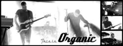 ORGANIC - When we're composing, it's all happening in a natural way.