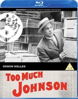 ORSON WELLES Too Much Johnson