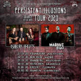 NEWS: Out Of Line presents: Persistence Illusions Tour featuring Ashbury Heights & Massive Ego