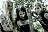 NEWS: Peek-A-Boo presents the new clip by Nervosa
