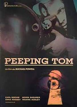 07/03/2015 : MICHAEL POWELL - Peeping Tom