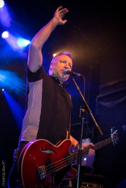 10/12/2012 : PETER HOOK AND THE LIGHT - Revisiting the Joy Division albums live has been a great, wonderful experience