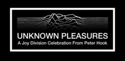 30/06/2011 : PETER HOOK & THE LIGHT - We're doing our best to keep the memory of Joy Division burning brightly for years to come!