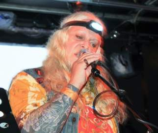 PSYCHIC TV Brussels, Recyclart (21/05/2016)
