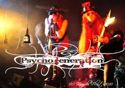 17/02/2014 : PSYCHOGENERATION - Our society has become one big Frankenstein that spits out and convicts it's monsters with the regularity of a clock.