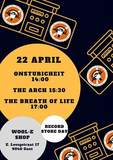 NEWS: Record Store Day at Wool-E Shop with exclusive tape and live gigs by The Arch & TBOL