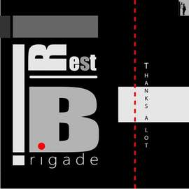 RESTBRIGADE Thanks a Lot (EP)