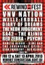 Review of the REWIND Festival in Ghent (DAY TWO) with VNV Nation, Diary of Dreams, Vomito Negro,.. (Ghent, 13 April 2013)