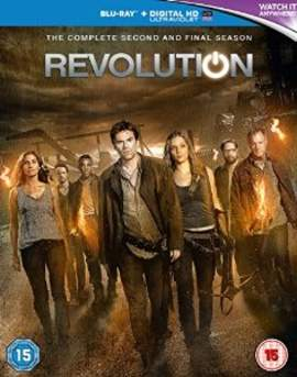 26/01/2015 :  - REVOLUTION SEASON 2