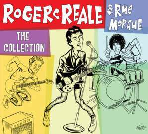 ROGER C.REALE & RUE MORGUE The Collection