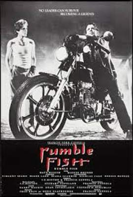 19/07/2015 : FRANCIS FORD COPPOLA - Rumble Fish