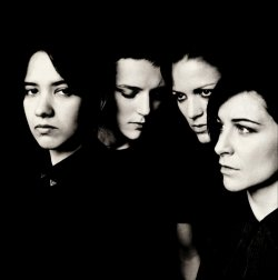 16/05/2013 : SAVAGES - You just have to find the things that echo within you in the right sense, things that talk to you and are closer to what you are