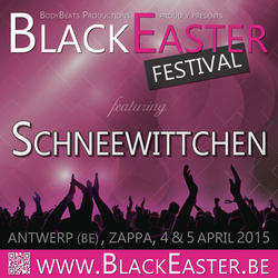 18/02/2015 : SCHNEEWITTCHEN - a typical Schneewittchen performance is loud, shrill, confusing and wild