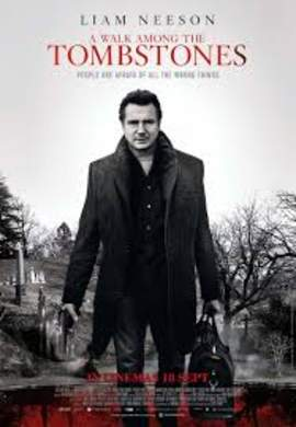 SCOTT FRANK A Walk Among The Tombstones