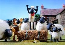 25/12/2014 : RICHARD STARZAK - SHAUN THE SHEEP - WINTER FUN