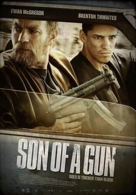 31/08/2015 : JULIUS AVERY - Son Of A Gun