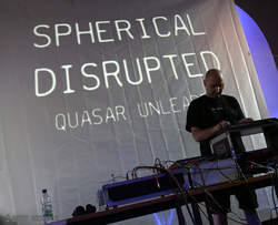 14/04/2017 : SPHERICAL DISRUPTED - 'Every single sound is very important and has to be effective!'