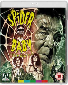 JACK HILL Spider Baby