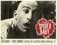 07/02/2015 : JACK HILL - Spider Baby