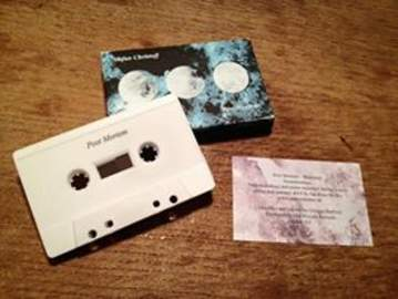 STEFAN CHRISTOFF/POST MORTEM Tape Crash #12