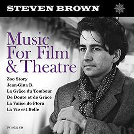 STEVEN BROWN Music For Film and Theatre