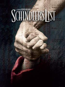 STEVEN SPIELBERG Schindler's List