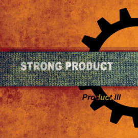 STRONG PRODUCT Product III
