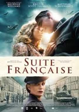22/04/2015 : SAUL DIBB - Suite Française