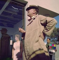 03/04/2014 : 'TAKE A BOW, HERE'S JACQUES TATI' (PRESENTED BY INGRID HOEBEN) - In ANY Tati movie, there's far more than meets the eye. You can watch them loads of times and still discover things you hadn't noticed the times before.