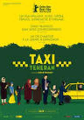 JAFAR PANAHI Taxi Teheran