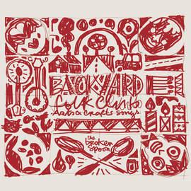 09/12/2016 : BACKYARD FOLK CLUB - The Broken Spoon
