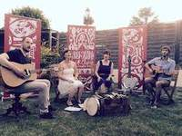 09/12/2016 : BACKYARD FOLK CLUB - The Broken Spoon