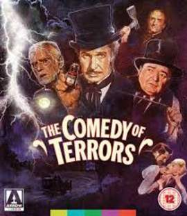 JACQUES TOURNEUR The Comedy Of Terrors