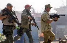 19/11/2014 : PATRICK HUGHES - The Expendables 3