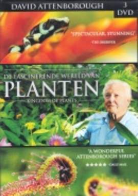 MARTIN WILLIAM The Fascinating World of Plants/De Fascinerende Wereld van de Planten