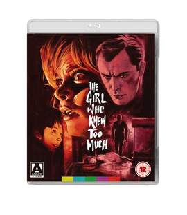 MARIO BAVA The Girl Who Knew Too Much