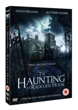 16/04/2015 : NICK WILLING - The Haunting Of Radcliffe House